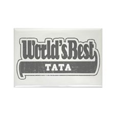 WB Grandpa [Telugu] Rectangle Magnet