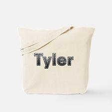 Tyler Metal Tote Bag