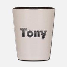 Tony Metal Shot Glass