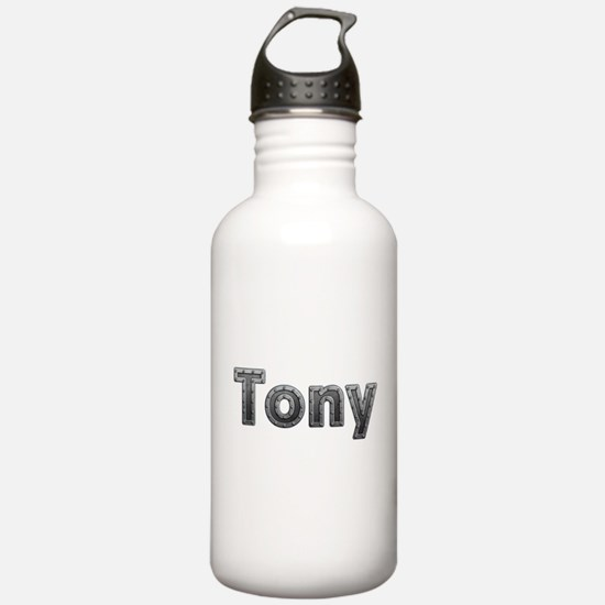 Tony Metal Water Bottle