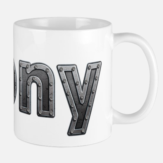Tony Metal Mugs