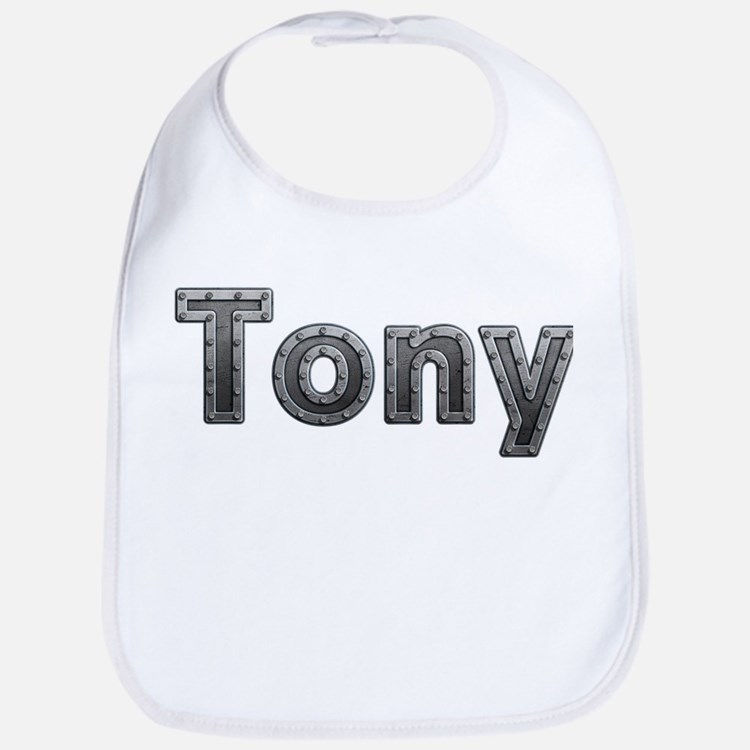 Tony Metal Bib