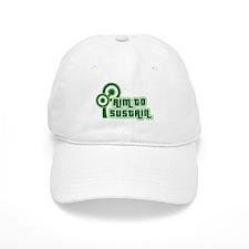 Sustain Baseball Cap
