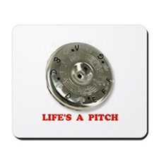 PITCH PIPE Mousepad