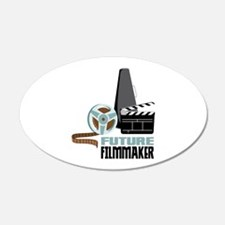 Future Filmmaker Wall Decal
