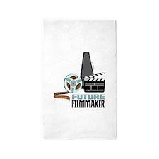 Future Filmmaker 3'x5' Area Rug