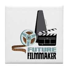 Future Filmmaker Tile Coaster
