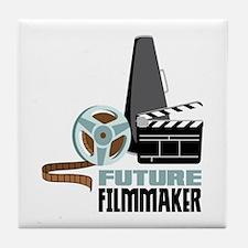Future Filmmaker Tile Coaster