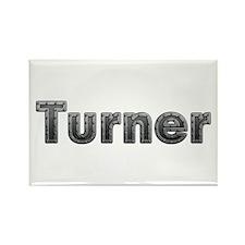 Turner Metal Rectangle Magnet