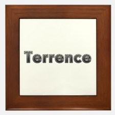 Terrence Metal Framed Tile