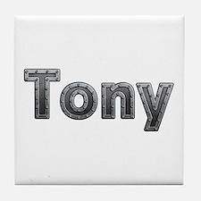Tony Metal Tile Coaster