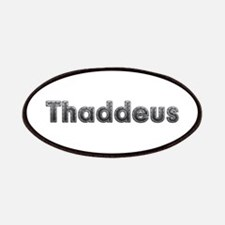 Thaddeus Metal Patch