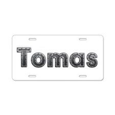 Tomas Metal Aluminum License Plate