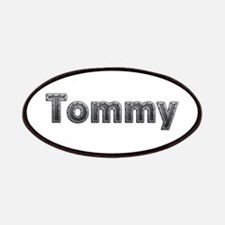 Tommy Metal Patch