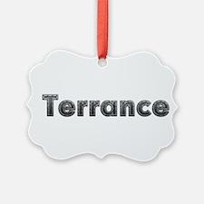 Terrance Metal Ornament