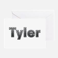 Tyler Metal Greeting Card