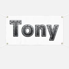 Tony Metal Banner