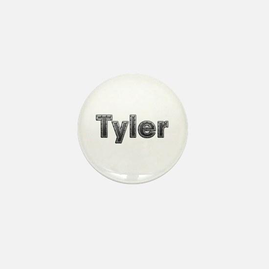 Tyler Metal Mini Button