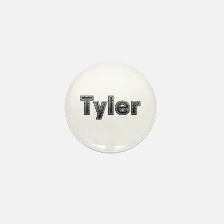 Tyler Metal Mini Button