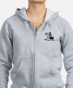 Life is a Movie Direct it Well Zip Hoodie
