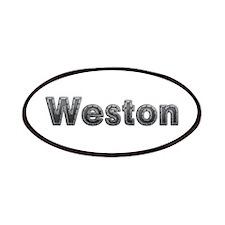 Weston Metal Patch