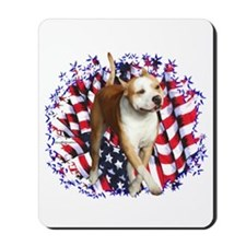 AmStaff Patriot Mousepad