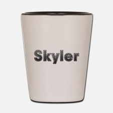 Skyler Metal Shot Glass