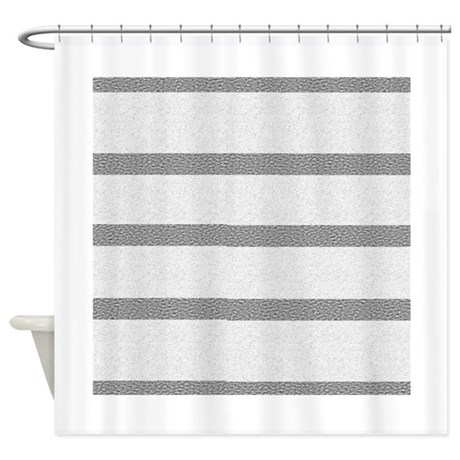 Simple Shower Curtain by Pineapplese