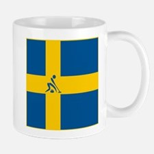 Team Curling Sweden Mug