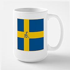 Team Curling Sweden Mug