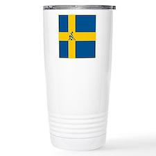 Team Curling Sweden Travel Coffee Mug
