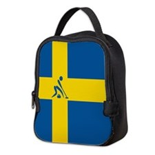 Team Curling Sweden Neoprene Lunch Bag
