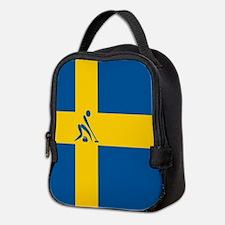 Team Curling Sweden Neoprene Lunch Bag