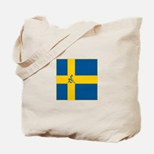 Team Curling Sweden Tote Bag