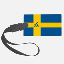 Team Curling Sweden Luggage Tag