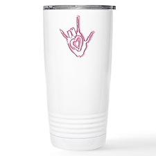ILY Travel Mug