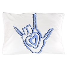 ILY Pillow Case