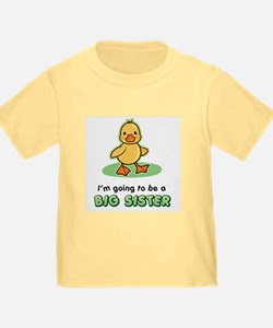 Big Sister to be - Duck T