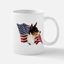 Basenji Flag Mug