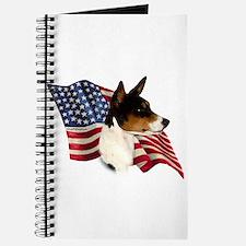 Basenji Flag Journal