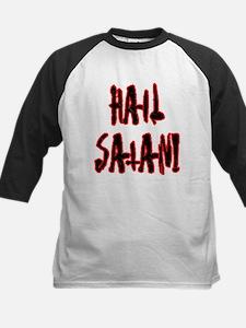 Hail Satan Baseball Jersey