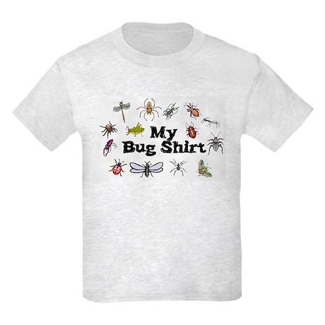 my bug shirt Kids Light T-Shirt