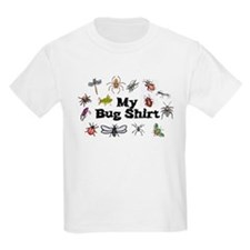 my bug shirt T-Shirt