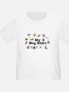 Mybugshirt T-Shirt