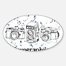 Cameraphile Decal
