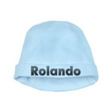 Rolando Metal baby hat