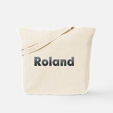 Roland Metal Tote Bag