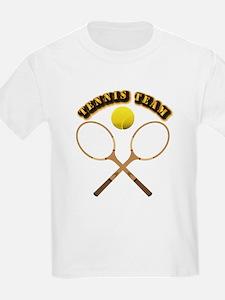 Sports - Tennis Team T-Shirt