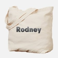Rodney Metal Tote Bag