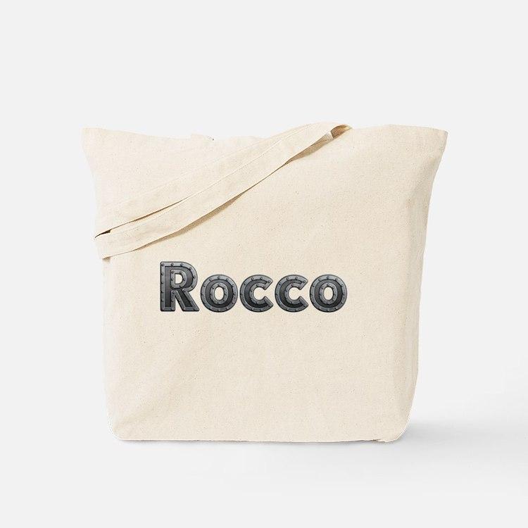 Rocco Metal Tote Bag